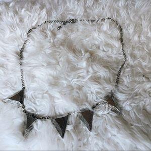 Jewelry - Triangle Necklace
